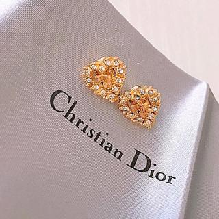ディオール(Dior)のDIOR イヤリング (イヤリング)