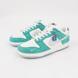 ナイキ(NIKE)のNike Dunk Low Kasina Neptune Green(スニーカー)
