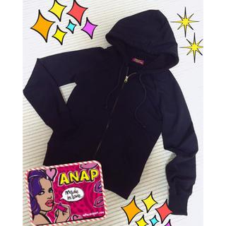 アナップラティーナ(ANAP Latina)のANAP♥︎ダブルジップパーカー(パーカー)