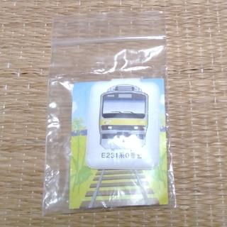 ジェイアール(JR)の【非売品】JR 総武線 中央線 E231系0番台 103系 マグネットクリップ(ノベルティグッズ)