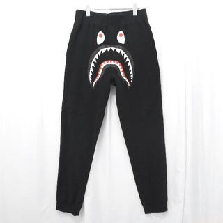 A BATHING APE - A BATHING APE SHARK SWEAT PANT