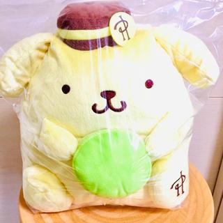 ポムポムプリン(ポムポムプリン)のピエール・エルメ × サンリオキャラクターズ BIGぬいぐるみ (ぬいぐるみ)