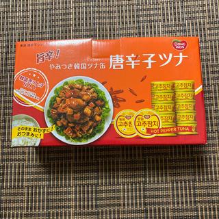 コストコ(コストコ)の韓国売り上げNo. 1  唐辛子ツナ 5缶(缶詰/瓶詰)