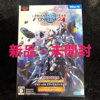 SEGA - 【PC限定版】ファンタシースターオンライン2エピソード6 リミテッドエディション