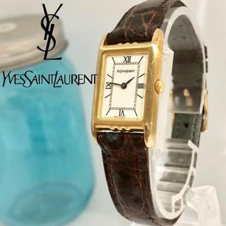 サンローラン(Saint Laurent)のイヴサンローラン時計 新品電池 レディース腕時計 29(腕時計)