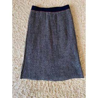 フォーティーファイブアールピーエム(45rpm)のパラスパレス スカート(ひざ丈スカート)