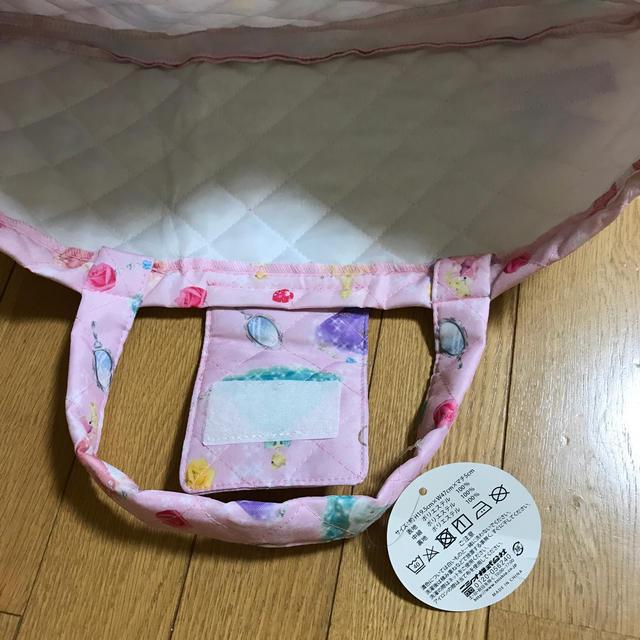 ☆新品 鍵盤ハーモニカケース  ピアニカバッグ プリンセス キッズ/ベビー/マタニティのこども用バッグ(レッスンバッグ)の商品写真
