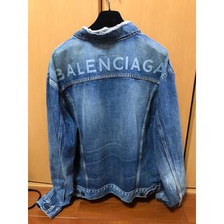 バレンシアガ(Balenciaga)のBALENCIAGA デニムジャケット 初期(Gジャン/デニムジャケット)