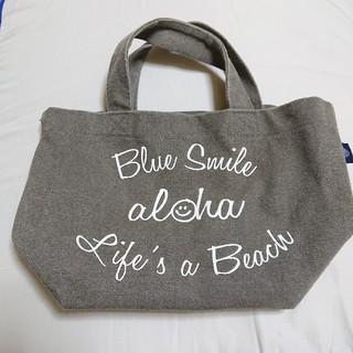 ラシット(Russet)のBlueSmile aloha トートバッグ ラシット(トートバッグ)