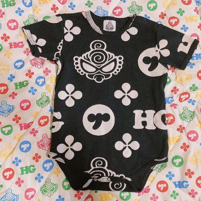 HYSTERIC MINI(ヒステリックミニ)のヒスミニ ロンパース キッズ/ベビー/マタニティのベビー服(~85cm)(ロンパース)の商品写真
