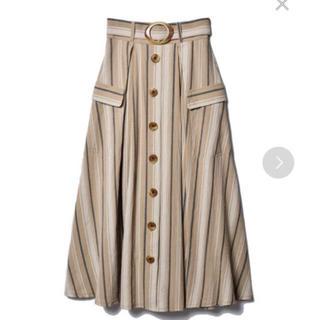レディアゼル(REDYAZEL)のREDYAZEL ストライブスカート(ロングスカート)