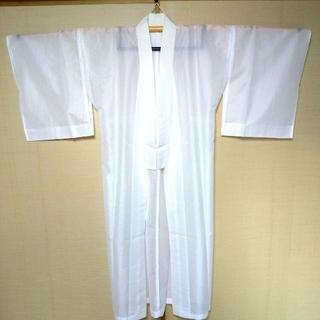 トールサイズ 長襦袢 絽 ポリエステル 洗える 単衣 夏着物 (着物)