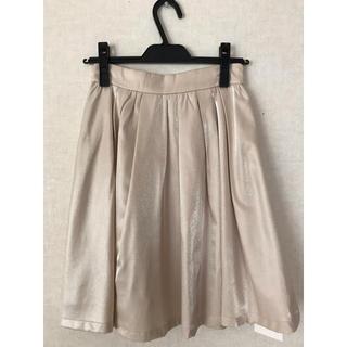 マーキュリーデュオ(MERCURYDUO)のタグ付き未使用品MERCURYDUO スカート(ひざ丈スカート)