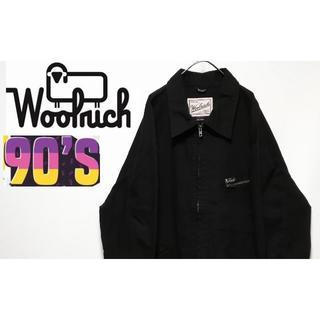 WOOLRICH - 160 90年代 WOOLRICH ドリズラー スウィングトップ