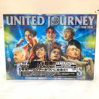 ジェネレーションズ(GENERATIONS)のGENERATIONS LIVE DVD(ミュージック)