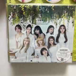 ウェストトゥワイス(Waste(twice))の#TWICE3 初回限定版A CD 写真集(K-POP/アジア)