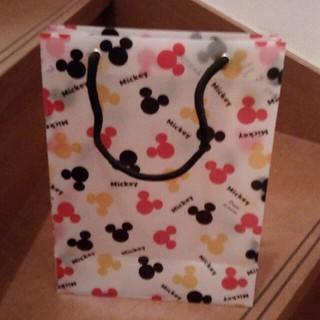 ミッキーマウス(ミッキーマウス)のディズニー☆ミッキー柄手提げ袋(トートバッグ)