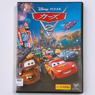 Disney - カーズ2 DVD レンタル落ち ディズニー Disney ピクサー アニメ 映画
