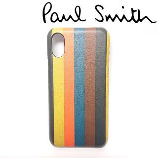 ポールスミス(Paul Smith)の【新品未使用】ポールスミス iPhoneケース iPhoneX iPhoneXS(iPhoneケース)