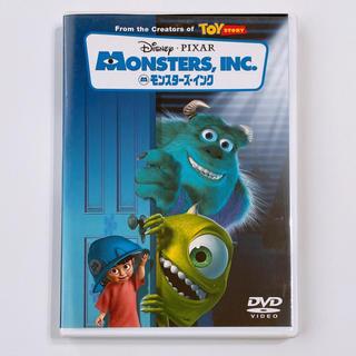 Disney - モンスターズインク DVD ケース付き! ディズニー Disney ピクサー