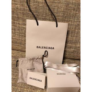 バレンシアガ(Balenciaga)のなかc様専用バレンシアガ  ショップ袋 リボン(ショップ袋)