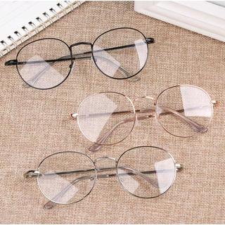 ジンズ(JINS)の新品✨【度あり】メガネ ピンクゴールド 眼鏡 フレーム(サングラス/メガネ)