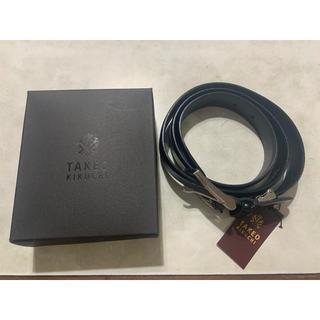 タケオキクチ(TAKEO KIKUCHI)のTAKEO KIKUCHI ベルト 408014(ベルト)