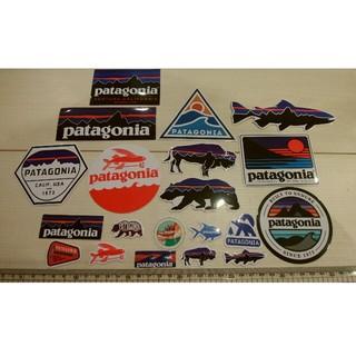 パタゴニア(patagonia)のPatagonia ステッカー20枚セット パタゴニア アウトドアステッカー(その他)