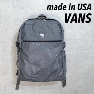 ヴァンズ(VANS)のUSA製 OLD VANS ヴァンズ バックパック ストリート sk8(バッグパック/リュック)