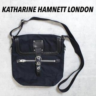 キャサリンハムネット(KATHARINE HAMNETT)のKATHARINE HAMNETT LONDON キャサリンハムネットロンドン(ショルダーバッグ)
