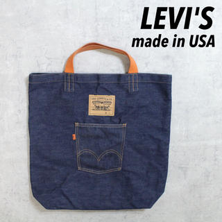 Levi's - 激レア Levi's リーバイス 復刻版 BigE 60s 70s デニムトート
