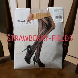 STRAWBERRY-FIELDS - ストロベリーフィールズ  網タイツ  ストッキング
