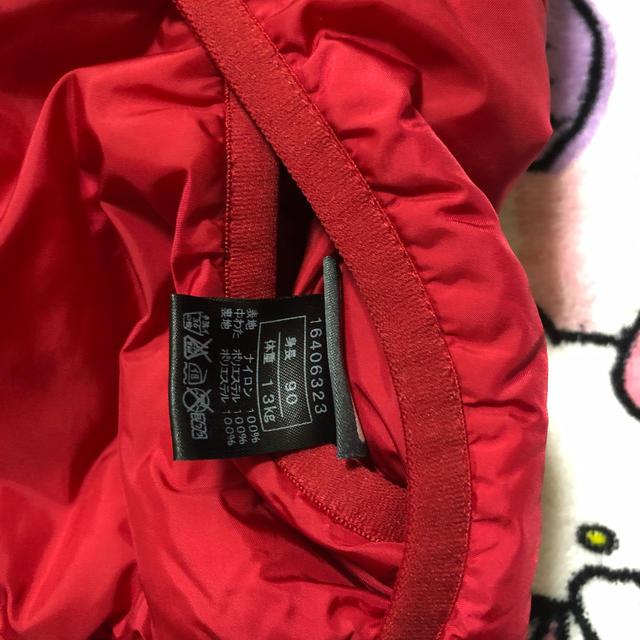 HYSTERIC MINI(ヒステリックミニ)のダウンベスト② キッズ/ベビー/マタニティのキッズ服女の子用(90cm~)(ジャケット/上着)の商品写真