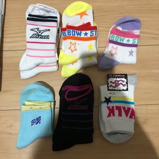 靴下 まとめ売り レディースのレッグウェア(ソックス)の商品写真
