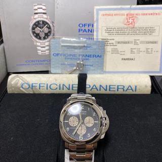 パネライ(PANERAI)のパネライルミノールPAM0052(腕時計(アナログ))