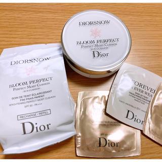 ディオール(Dior)の限定完売品♡Dior スノーブルームパーフェクトサンクッション ディオール(化粧下地)