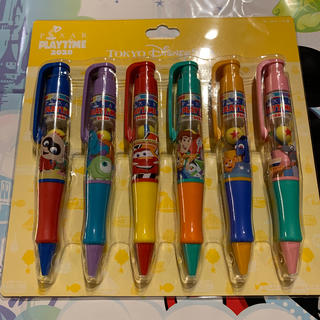 Disney - ピクサープレイタイム ボールペン 完売品 ディズニーシー