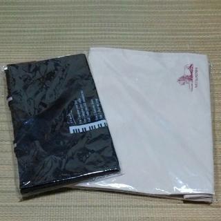 ミツコシ(三越)の三越 オリジナル トートバッグ エコバッグ 非売品 2個セット 新品☆(エコバッグ)