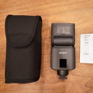 SONY - HVL-F32M Sony α7 flash フラッシュ
