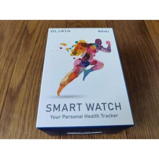 ※早い者勝ち※【未使用】BLIXIA WATCH スマートウォッチ 1.3インチ(腕時計(デジタル))