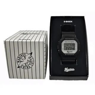 ジーショック(G-SHOCK)のCASIO 腕時計 G-SHOCK 千葉ロッテマリーンズ 新品(記念品/関連グッズ)