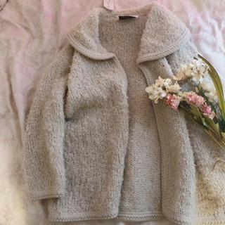 ロキエ(Lochie)の50's〜60's vintage loop knit cardigan(カーディガン)
