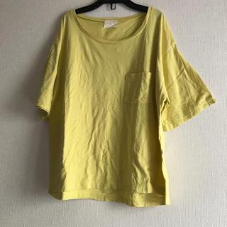 シェル(Cher)のcher【美品】胸ポケットTシャツ(Tシャツ(半袖/袖なし))