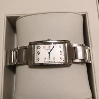 ティファニー(Tiffany & Co.)のティファニー イーストウエストミニ(腕時計)