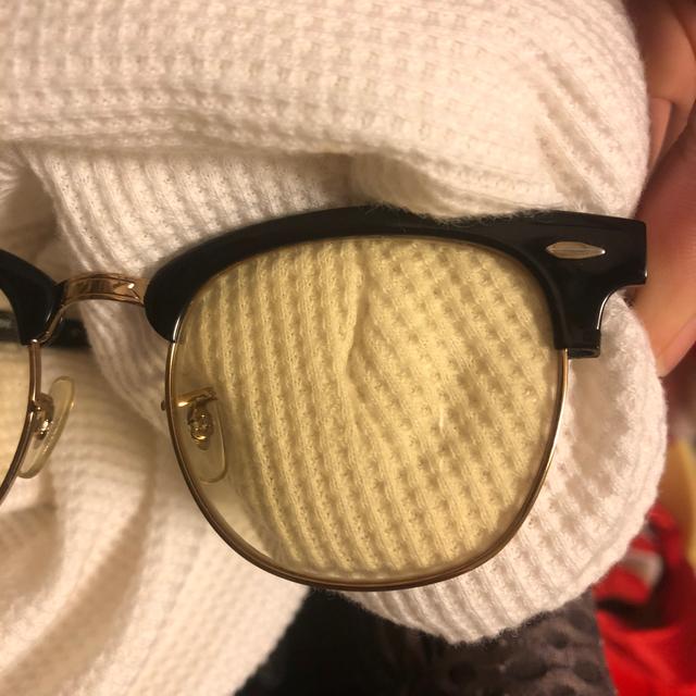 Ray-Ban(レイバン)のレイバン イエロー サングラス メンズのファッション小物(サングラス/メガネ)の商品写真