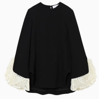 mame - ♡マメ♡2020AW♡Embroidered Cuff Top♡