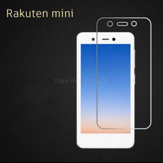 rakuten mini  ガラスフィルム Android スマホ  強化ガラス(保護フィルム)