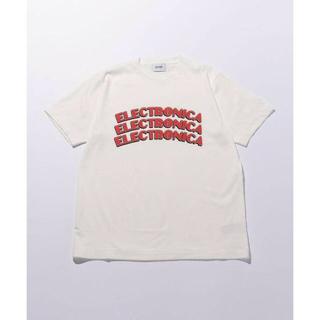 ヤエカ(YAECA)の即決OK blurhms electronica Tシャツ bshop(Tシャツ(半袖/袖なし))