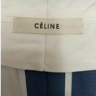 セリーヌ(celine)のCELINE センタープレス パンツ(カジュアルパンツ)