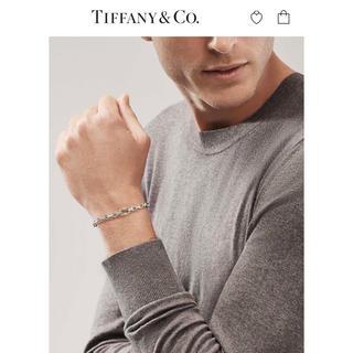 ティファニー(Tiffany & Co.)のティファニー メイカーズ ナロー チェーン ブレスレット スターリングシルバー(ブレスレット)